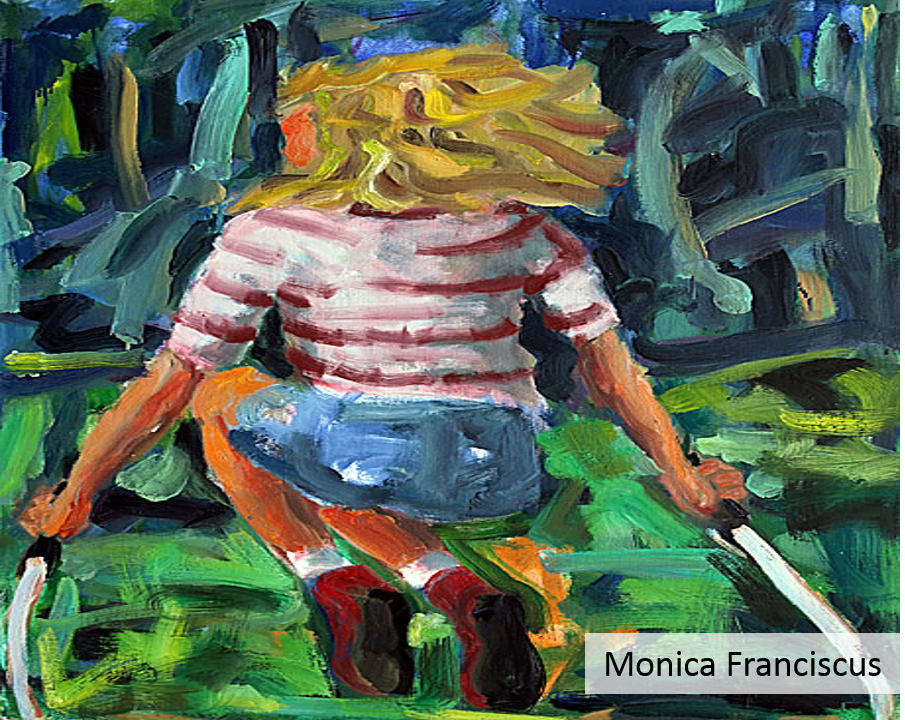 05 Monica Franciscus - Jump Roping Girl